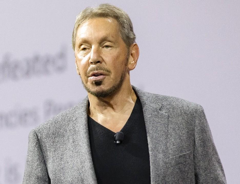 Председатель совета директоров и главный технологический директор Oracle Ларри Эллисон: «Мы добавили множество автономных роботов для защиты всех аспектов облака»