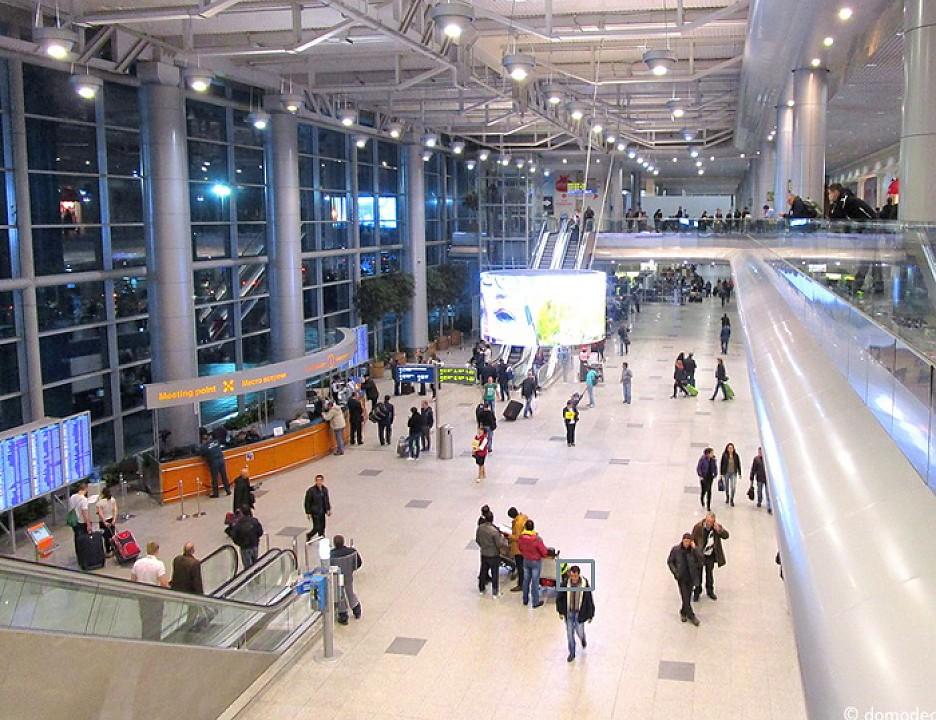 Ваэропорту «Домодедово» внедрят систему распознавания лиц