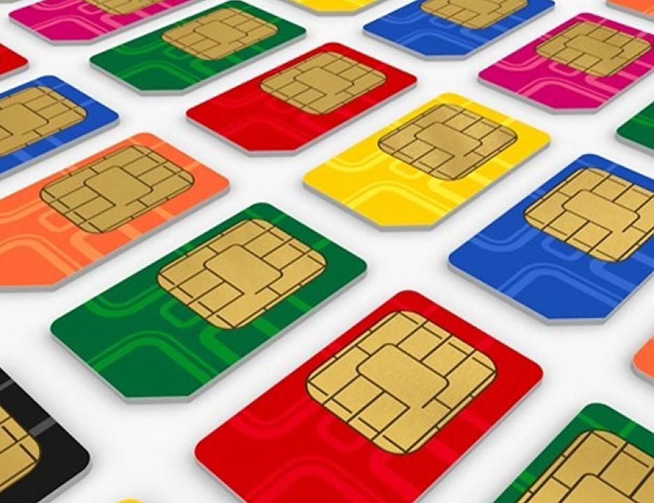 В РФ изнезаконного оборота изъято 84,5 тыс. SIM-карт
