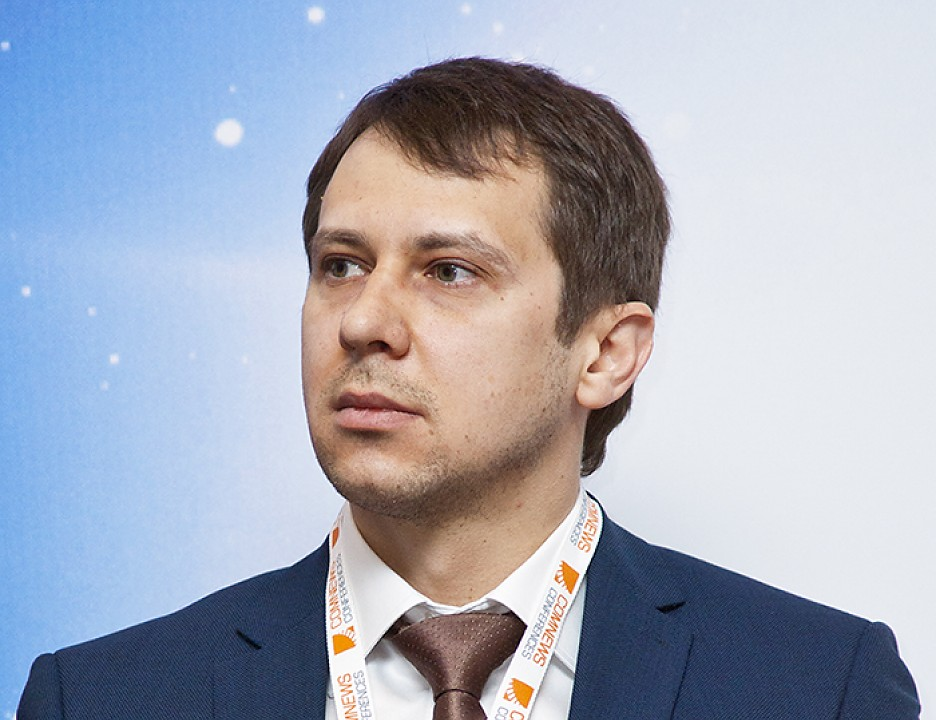 Максим Мысев, директор департамента инфраструктурных проектов Минцифры