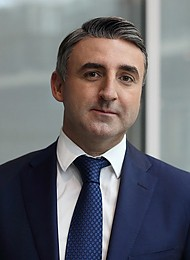 "Роман Кравцов, президент компании ""ТрансТелеКом"""