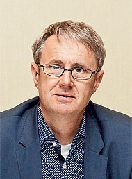 Бьерн Амундсен, вице-президент, директор посетевому покрытию Telenor Norway