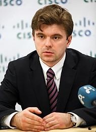 Андрей Харитонов, менеджер по развитию бизнеса Cisco в области беспроводных технологий