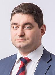 Александр Айваз, руководитель центра «Управление корпоративными данными» (Chief data officer)