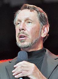Ларри Эллисон, председатель совета директоров Oracle