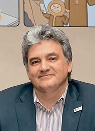 Кирилл Филиппов, основатель и генеральный директор SPB TV AG