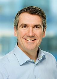 Сбор технологий.   Ангус Хегарти, президент Dell EMC врегионе Европа, Ближний Восток иАфрика (EMEA)