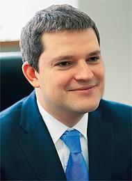 Алексей Козырев, заместитель министра связи имассовых коммуникаций РФ, член подкомиссии поцифровой экономике