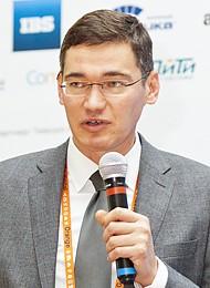 Константин Кравченко,  начальник департамента информационных технологий, автоматизации ителекоммуникаций ПАО«Газпром нефть»: