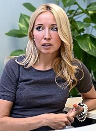 Екатерина Куканова, региональный управляющий директор Linxdatacenter в Санкт-Петербурге