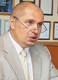 Андрей Морозов, президент Ассоциации CBOSS