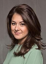 Оксана Подварко, руководитель проектного офиса ИРИ
