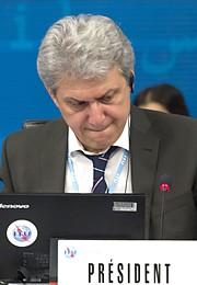 Заместитель министра цифрового развития, связи и массовых коммуникаций РФ Рашид Исмаилов