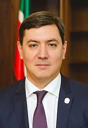Роман Шайхутдинов, заместитель премьер-министра Республики Татарстан–министр информатизации исвязи