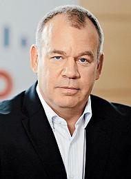 Джонатан Спарроу, президент Cisco поработе вРоссии иСНГ