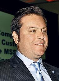 Самер Халави, генеральный директор Thuraya Telecommunications Company