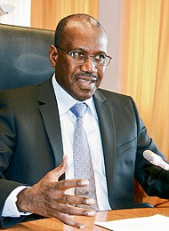 Хамадун Туре, генеральный секретарь Международного союза электросвязи