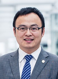 Сяо Хайцзюнь, генеральный директор Huawei Enterprise Business Group в России и вице-президент Huawei в России
