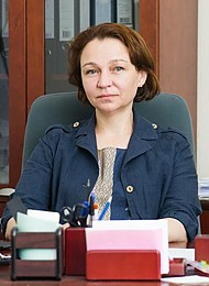 Елена Заева начальник управления регулирования связи и информационных технологий ФАС