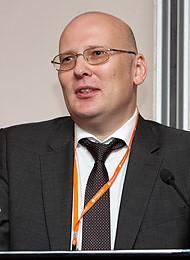 Павел Жажин, генеральный директор компании Crossbeam RT