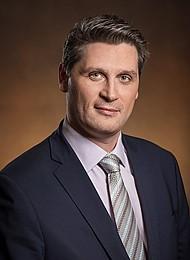Евгений Жилков, коммерческий директор АО «Воентелеком»