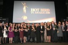 В ноябре 2008 г. состоялось вручение престижных наград в мире телевидения - европейской премии Hot Bird TV Awards 2008. Телекомпания была отмечена сразу в двух номинациях - стала лауреатом премии как самая динамично развивающаяся компания, а спортивный канал «НТВ-Плюс Теннис» получил поощрительный приз. 11-я церемония вручения ежегодных наград Hot Bird TV Awards 2008 прошла 14 ноября 2008 года в Венеции (Италия). Организатором конкурса выступает компания Eutelsat.