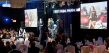 """Ежегодно телеканал World Fashion Channel собирает самых ярких представителей премиум-сегмента на церемонию вручения премии """"Лучший бренд года"""" (Best Brand Awards), чтобы выбрать лучших из лучших, отметить их заслуги в уходящем году и вручить награды, объективно подтверждающие их уникальный статус. В 2010 году телекомпания """"НТВ-Плюс"""" стала лауреатом премии """"Лучший бренд года"""" в номинации """"Лучший бренд года в области спутникового телевидения"""""""