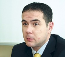 """Александр Орджоникидзе, генеральный директор """"НТВ-Плюс"""" (2003-2005)"""