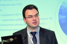 Региональный вице-президент Eutelsat S.A. Николай Орлов