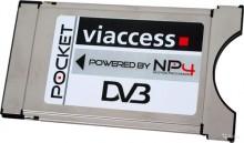 """Так выглядел ТВ-модуль с картой первой системы условного доступа """"НТВ-Плюс"""" Viaccess 2.3, которая оставалась невзломанной до 2001 г., то есть в течение четырех лет - рекордно долгий для мирового рынка платного ТВ срок. В 2003 г. """"НТВ-Плюс"""" перешла на новую систему кодирования Viaccess PC 2.4 и поменяла смарт-карты всем легальным подписчикам. Инвестиции """"НТВ-Плюс"""" в смену системы кодирования - $3 млн"""