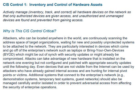 [ComNews] Как решения класса NTA помогают выполнить CIS TOP 20 Controls, фото 3